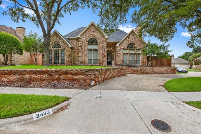 3433 Mount Vernon Way, Plano, TX 75025 (MLS #14432473) :: The Paula Jones Team | RE/MAX of Abilene