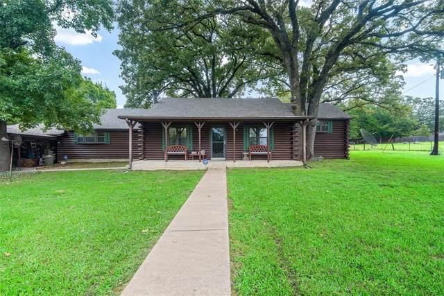 14601 Hyde Away Lane, Mabank, TX 75147 (MLS #14432482) :: The Hornburg Real Estate Group