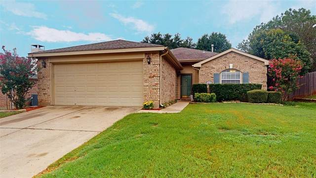 2317 Overlook Lane, Denton, TX 76207 (MLS #14432483) :: The Daniel Team