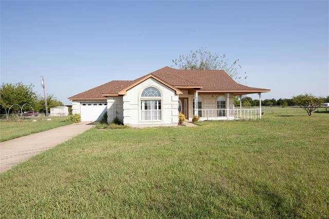 206 Sunrise Circle, Rice, TX 75155 (MLS #14432506) :: The Kimberly Davis Group