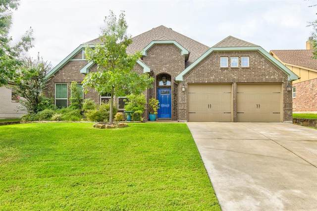 321 Sterling Drive, Benbrook, TX 76126 (MLS #14432542) :: Potts Realty Group