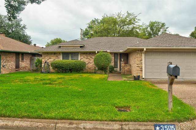 3505 Willowbrook Drive, Fort Worth, TX 76133 (MLS #14432565) :: The Mitchell Group