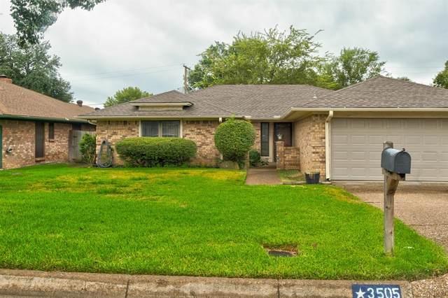3505 Willowbrook Drive, Fort Worth, TX 76133 (MLS #14432565) :: Frankie Arthur Real Estate