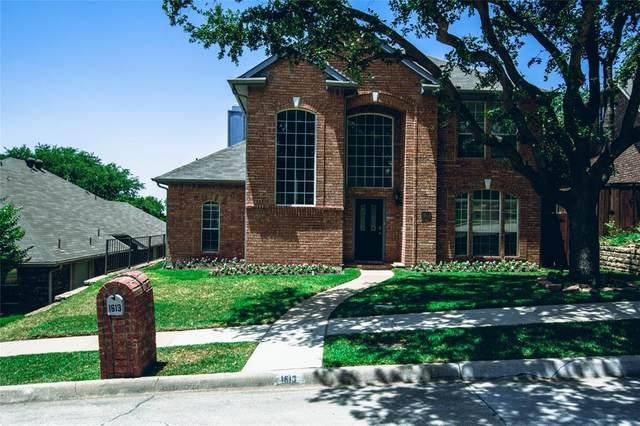 1613 Bennington Drive, Carrollton, TX 75007 (MLS #14432570) :: RE/MAX Landmark
