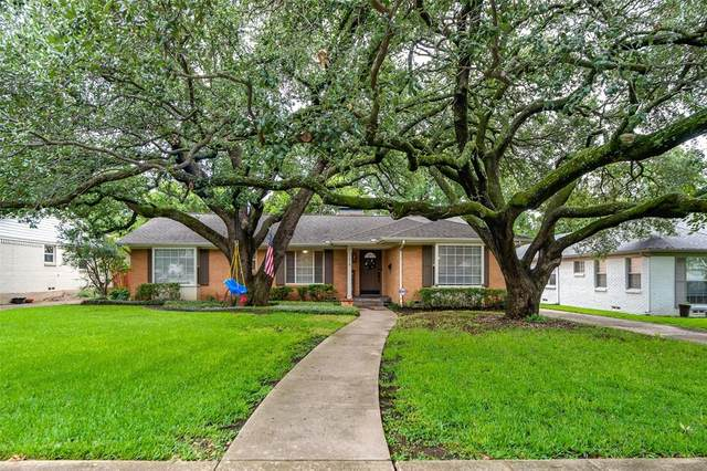 3604 Waldorf Drive, Dallas, TX 75229 (MLS #14432598) :: RE/MAX Landmark