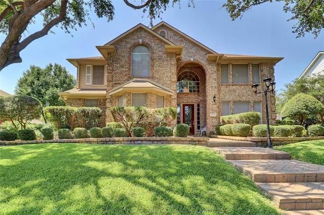 5929 Heron Cove Lane, The Colony, TX 75056 (MLS #14432636) :: The Kimberly Davis Group