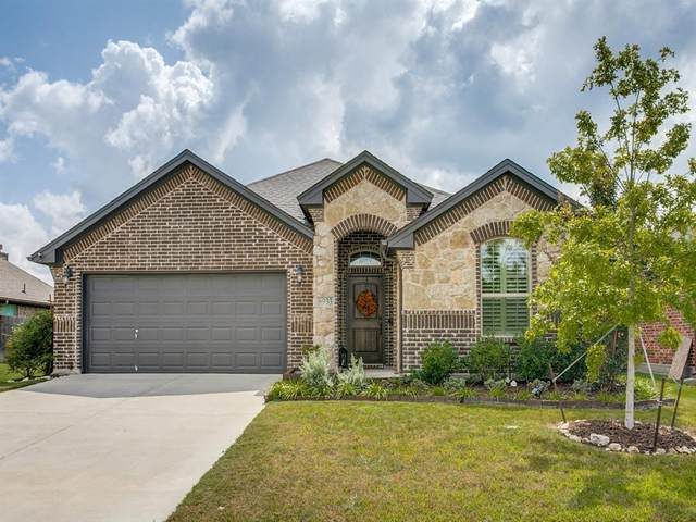 6933 Canyon Rim Drive, Fort Worth, TX 76179 (MLS #14432642) :: Frankie Arthur Real Estate