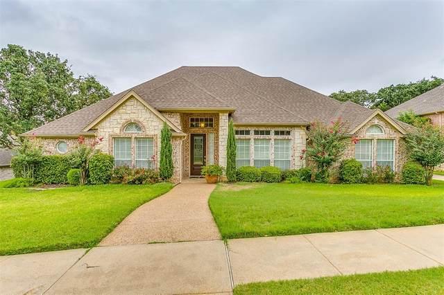 805 Lake View Court E, Crowley, TX 76036 (MLS #14432686) :: Keller Williams Realty