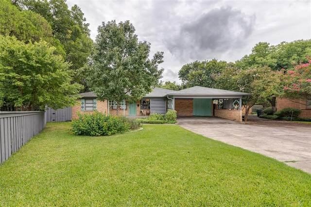 1830 Mariposa Drive, Dallas, TX 75228 (MLS #14432689) :: Frankie Arthur Real Estate