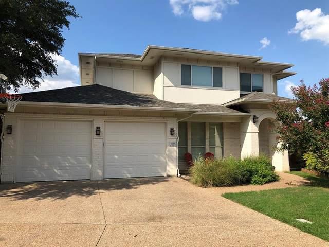 4204 Oak Park Court, Fort Worth, TX 76109 (MLS #14432726) :: Keller Williams Realty