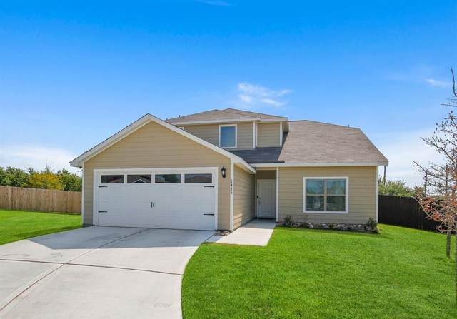 1416 Eagle Lake Drive, Azle, TX 76020 (MLS #14432763) :: Trinity Premier Properties