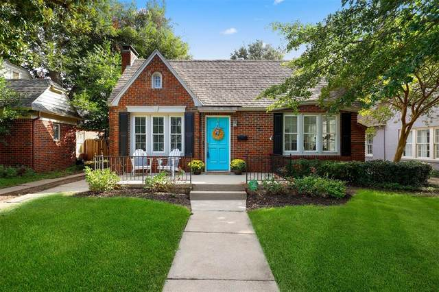 4318 Vandelia Street, Dallas, TX 75219 (MLS #14432766) :: The Tierny Jordan Network