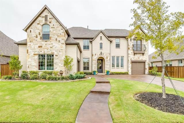 831 Ivy Glen Court, Prosper, TX 75078 (MLS #14432788) :: The Kimberly Davis Group