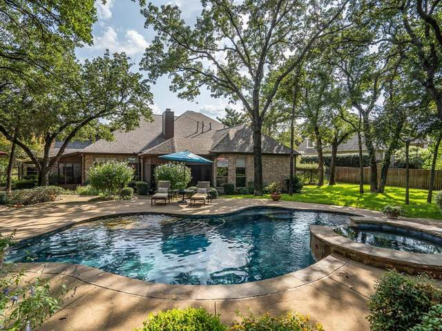 2028 Reserve Court, Flower Mound, TX 75028 (MLS #14432829) :: Real Estate By Design