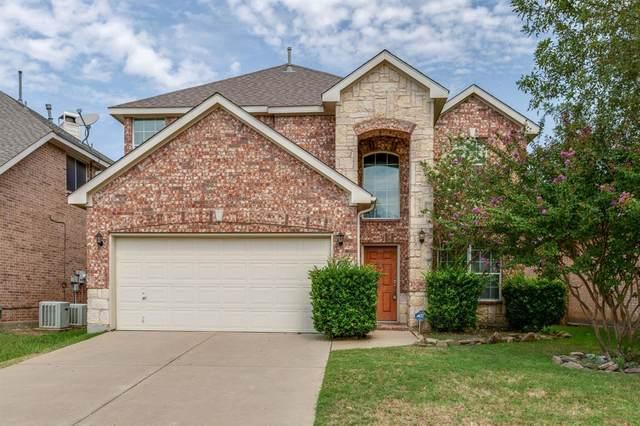 6708 Mason Drive, Mckinney, TX 75070 (MLS #14432923) :: The Kimberly Davis Group