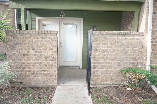 9831 Walnut Street #109, Dallas, TX 75243 (MLS #14432950) :: The Daniel Team