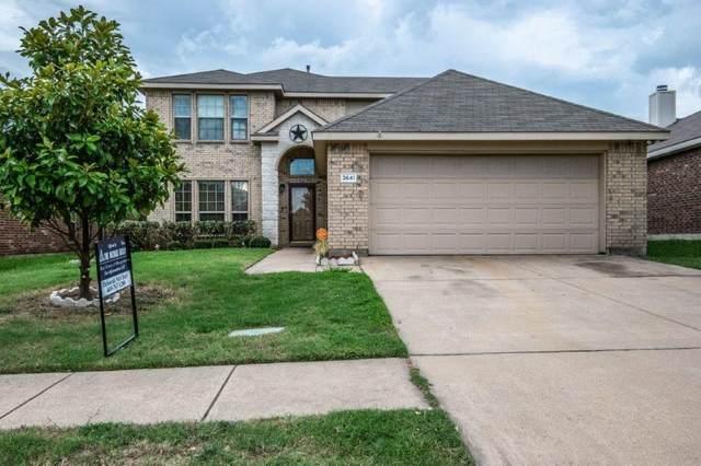 3641 Dove Lane, Mesquite, TX 75181 (MLS #14432987) :: Real Estate By Design