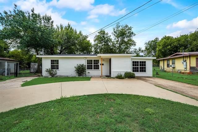 4728 Laverda Drive, Haltom City, TX 76117 (MLS #14432998) :: Frankie Arthur Real Estate