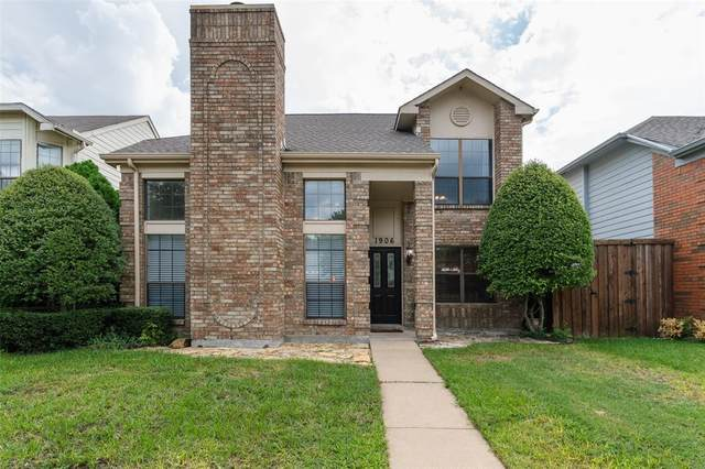 1906 Pinecrest Drive, Carrollton, TX 75010 (MLS #14433000) :: RE/MAX Landmark