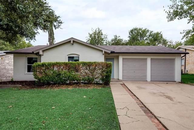 1516 Natches Drive, Arlington, TX 76014 (MLS #14433004) :: Frankie Arthur Real Estate