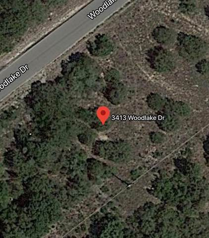 3413 Woodlake Drive, Granbury, TX 76048 (MLS #14433013) :: Team Hodnett