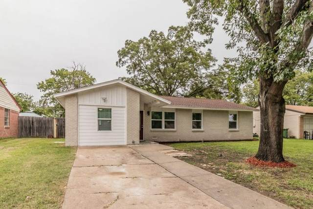 2131 Hedgerow Street, Arlington, TX 76010 (MLS #14433014) :: RE/MAX Landmark