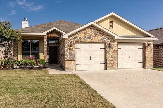 2317 Wakecrest Drive, Fort Worth, TX 76108 (MLS #14433112) :: Keller Williams Realty