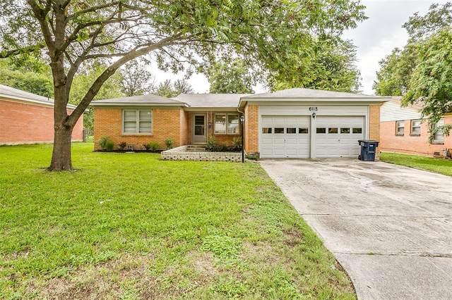6113 Walnut Drive, Fort Worth, TX 76114 (MLS #14433122) :: Team Tiller