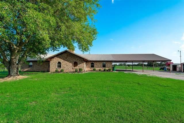 175 Cr 601, Teague, TX 75860 (MLS #14433154) :: RE/MAX Landmark