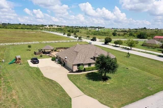 1290 Prairie Point Drive, Rhome, TX 76078 (MLS #14433179) :: Justin Bassett Realty