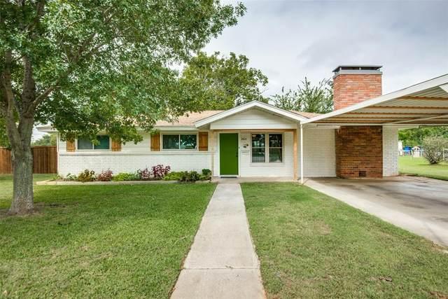 2804 S Lipsey Street, Decatur, TX 76234 (MLS #14433231) :: Trinity Premier Properties
