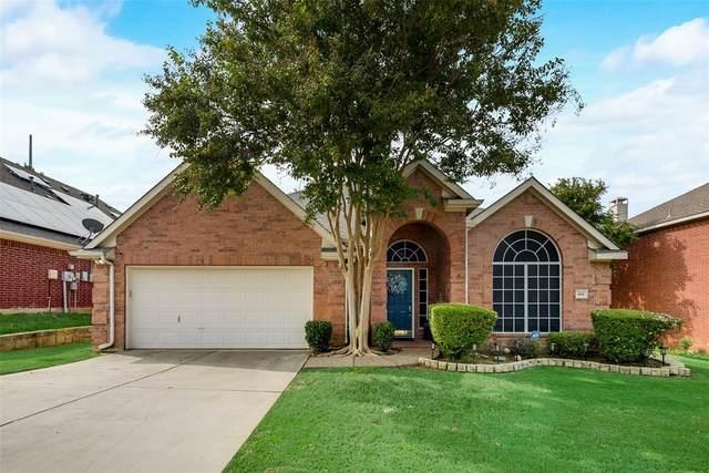 3616 Saint Johns Drive, Denton, TX 76210 (MLS #14433259) :: RE/MAX Landmark