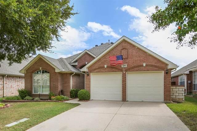 8004 Paloverde Drive, Fort Worth, TX 76137 (MLS #14433263) :: Frankie Arthur Real Estate