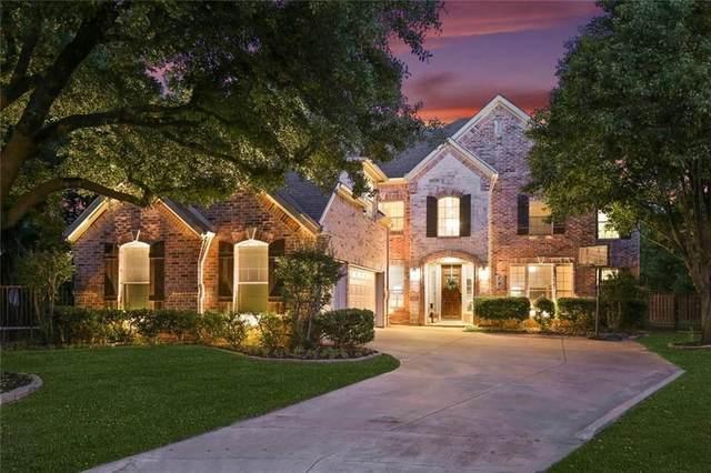 735 Ashleigh Lane, Southlake, TX 76092 (MLS #14433270) :: The Tierny Jordan Network