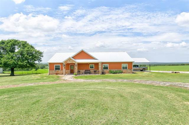505 County Road 121 B, Stephenville, TX 76401 (MLS #14433308) :: The Good Home Team
