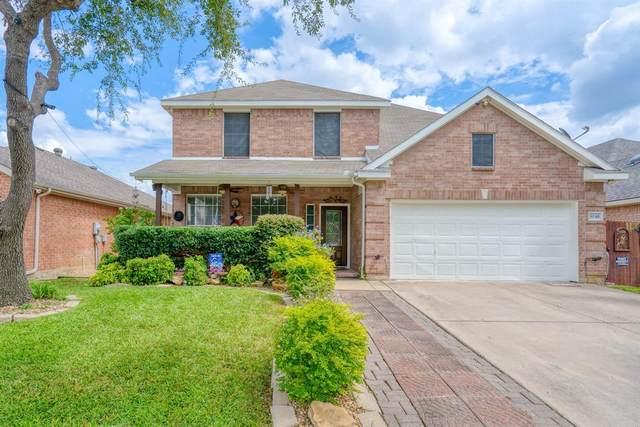 8048 Gila Bend Lane, Fort Worth, TX 76137 (MLS #14433309) :: Frankie Arthur Real Estate