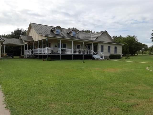 1122 County Road 131, Gainesville, TX 76240 (MLS #14433376) :: Trinity Premier Properties