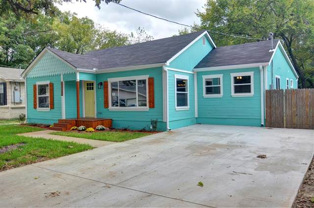 307 Bryan Street, Weatherford, TX 76086 (MLS #14433398) :: The Mauelshagen Group