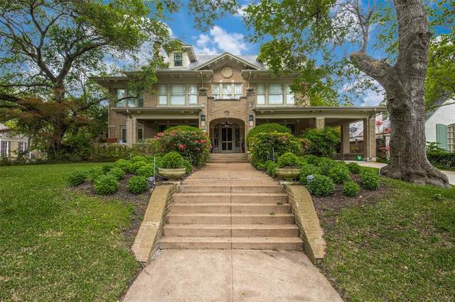 4001 Miramar Avenue, Highland Park, TX 75205 (MLS #14433420) :: Front Real Estate Co.