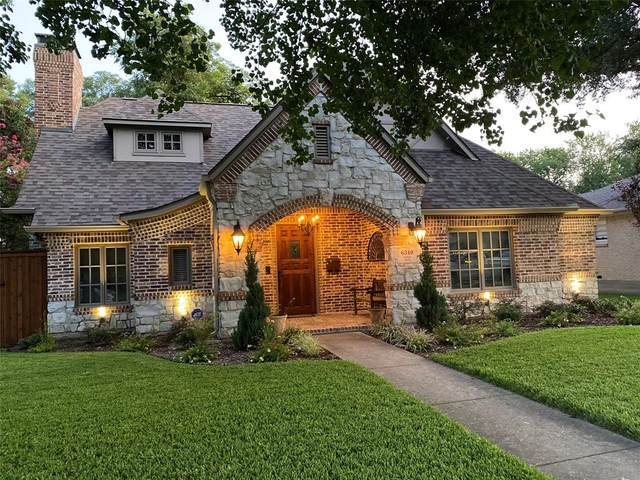 6340 Sudbury Drive, Dallas, TX 75214 (MLS #14433429) :: Maegan Brest | Keller Williams Realty