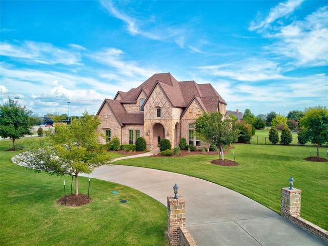 1201 Boerne Court, Lucas, TX 75002 (MLS #14433436) :: The Tierny Jordan Network