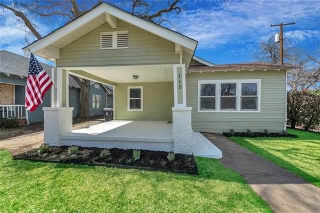 115 S Marlborough Avenue, Dallas, TX 75208 (MLS #14433455) :: Keller Williams Realty