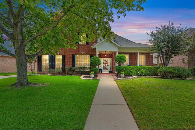2806 Wildcreek Court, Keller, TX 76248 (MLS #14433457) :: Justin Bassett Realty