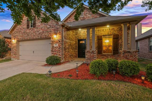 1404 Pelican Drive, Little Elm, TX 75068 (MLS #14433492) :: The Tierny Jordan Network