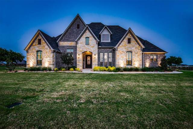 5901 Florence Road, Northlake, TX 76247 (MLS #14433498) :: Justin Bassett Realty
