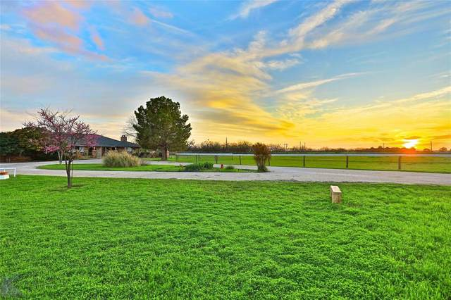 645 Bacacita Farms Road, Abilene, TX 79602 (MLS #14433517) :: The Chad Smith Team