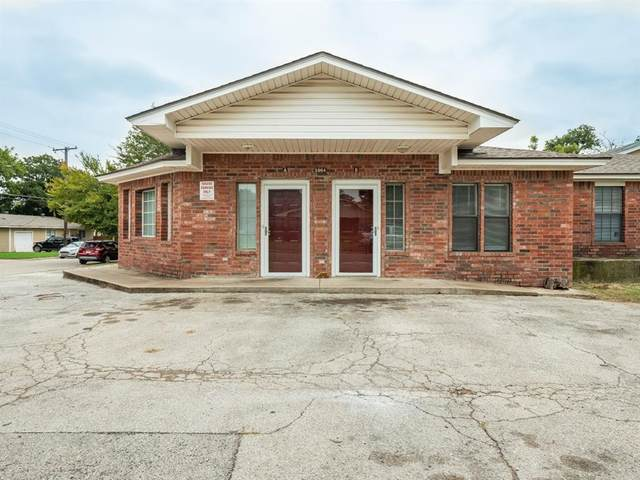 1004 W Tarleton Street, Stephenville, TX 76401 (MLS #14433529) :: RE/MAX Landmark