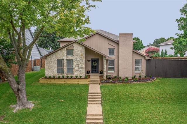 5805 Sand Shell Court, Dallas, TX 75252 (MLS #14433531) :: Team Tiller