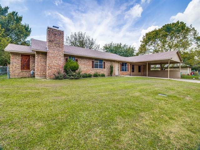408 S Prairie Street, Pilot Point, TX 76258 (MLS #14433567) :: EXIT Realty Elite