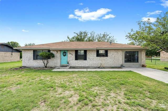 4603 Delwood Drive, Brownwood, TX 76801 (MLS #14433570) :: The Mauelshagen Group
